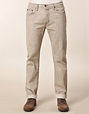 Slim's Fit Selvedge Tanned