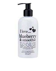 Blueberry & Smoothie Body Lotion