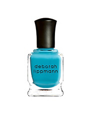 Deborah lippmann on the beach