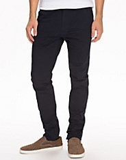 Heywood Chino C/O Deep Blue