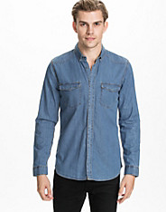 Crawford Denim Shirt