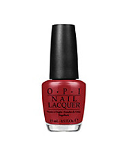 Opi nail laquer romantically involved