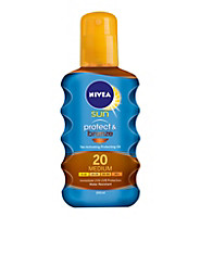 Tan Activating Protecting Oil SPF 20