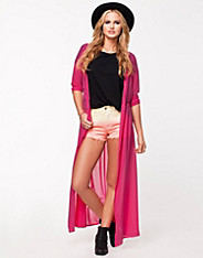 Long Cape Dress
