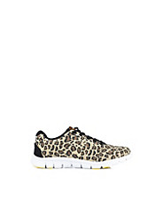 Theo Leopard Girl Shoes