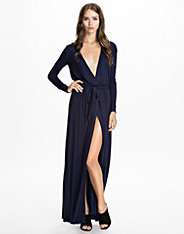 Maxi Open Split Dress
