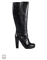River Island Wrap Knee High