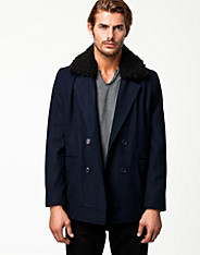 Peacoat Double-Breasted