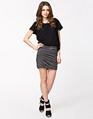 Mally Wash Short Skirt