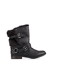 Fur Lined Boot 2,5