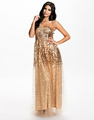 Sequins Long Dress