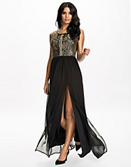 Decor Top Maxi Dress