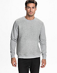 Predicted Quilted Sweat