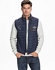 James Lt Down Vest