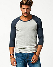 Nudie Jeans - Quarter Sleeve Tee