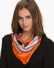 Satin Printed Scarf