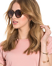 Round Printed Sunglasses NLY Accessories (2174488471)