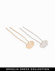 2 Pack Shell Hairpins NLY Accessories (2187655501)