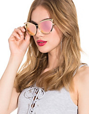 Metal Cateye Sunglasses NLY Accessories (2205920133)