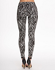 Scribble Print Jeans