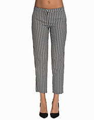 Graphic Jacquard Trouser