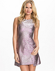 Shimmer Asymmetric Dress