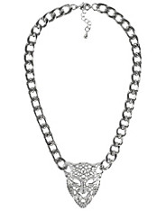 Leopard Chain Necklace