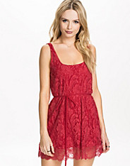 Loose Fit Lace Dress