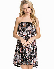 Loose Fit Flower dress