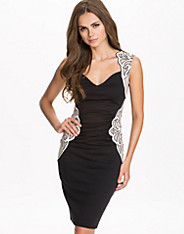 Mesh Pannel Bodycon
