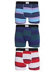 3-Pack Sunset Boxer