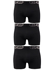 3-Pack Stretch Shorts