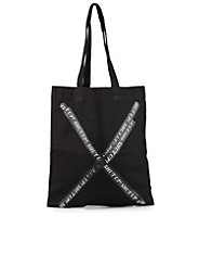 Taped X Tote