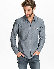 L/S Barstow Western Shirt