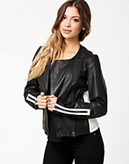 Ledah Leather Jacket