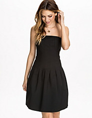 Viwynter Strapless Dress