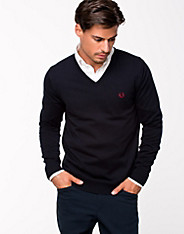 Classic Tipped V-Neck