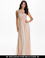 Embellished Maxi Dress Nelly Exclusive