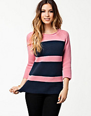 Hanna Big Stripe Knit