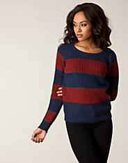 Rosie Stripe Rib Knit