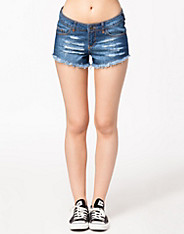 Must Super Rip Denim Shorts