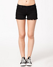 Olivie Fringe Shorts