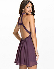 Holly Open Back Dress