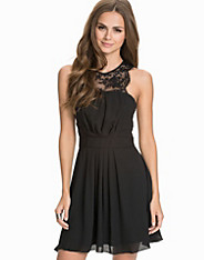 Chiffon Skater Dress