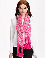Lovely Knit Scarf