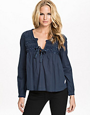 Cotton Embrioded Blouse