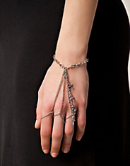 Cross Dangle Bracelet
