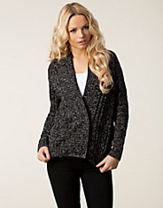 Only - Cabled Cardigan Knit