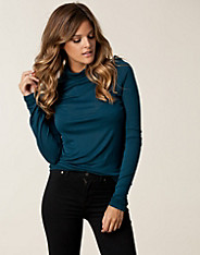 Gear Organic Funnel Neck Top