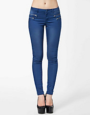 Only - Olivia Washed Colored Pants